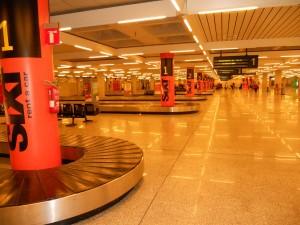Baggage Reclaim Palma De Mallorca Airport